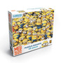 Quebra Cabeça Puzzle Infantil Gigante 48 Peças Minions Grow