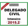 Curso Delegado Civil Intensivo 2015/2016