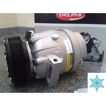 Compressor Renault Master 2.3/2.5 Polia 7pk Original Delphi