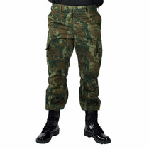 Calça Tática Camuflado Marinha Tecido Ripstop 36 Ao 54