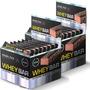 Kit 2 X Whey Bar   24 Unidades Cada   Probiótica   Val. 2020