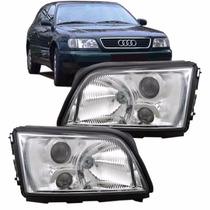 Farol Audi A6 1994 1995 1996 Depo