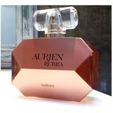Aurien Rubra Deo Colônia 100ml - Perfume Feminino Eudora