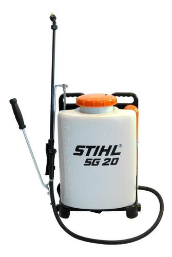 Pulverizador Costal Manual Stihl Sg 20Novo A Pronta Entreg