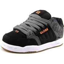 Globe Tilt-crianças Juventude Skate Sapato De Couro