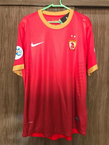 befab1bdf Linda Camisa Guangzhou Evergrande #15 Conca Tamanho M