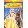 Dvd Princesa Anastasia Ed. Especial Original Novo Lacrado
