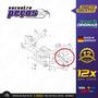 Braco Dianteiro Direito Bmw X5 4.8is V8 2004-2006 Original