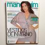 Revista Manequim Flávia Alessandra Ano 2007 N°573