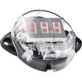 Voltímetro Taramps Vtr 1000 Digital Automotivo Display