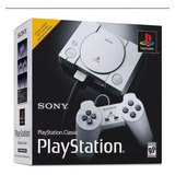 Ps1 Playstation One Classic Edition Mini - Original
