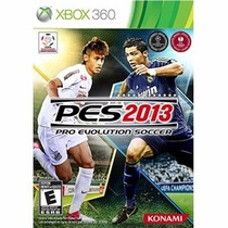 Pes 2013 Xbox 360 Ntsc Mídia Física Lacrado Português