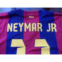 Camisa Original Do Barcelona - Neymar Jr - Autentica