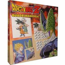 Jogo Dragon Ball Z Quadrimemória - Algazarra