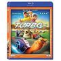 Turbo Blu-ray 3d & 2d Novo - Lacrado