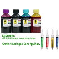 Kit De Tinta Para Cartuchos Pg140_cl141_pg30_cl31_pg40