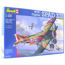 Modelo Plane - Revell 04730 Do Lutador De Wwi Aero Spad Xiii