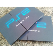 Playstation 2 Slim Ps2 2 Controles Memory Card Jogos - Loja