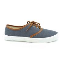 Tênis Casual Moleca Jeans - 5296104 Jeans - Vizzent Calçados