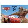 Papel De Parede Adesivo Carros Disney 2m² (1,0 A X 2,0 L)