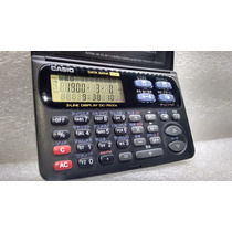 Casio Data Bank Dc-7600k Itém De Colecionador