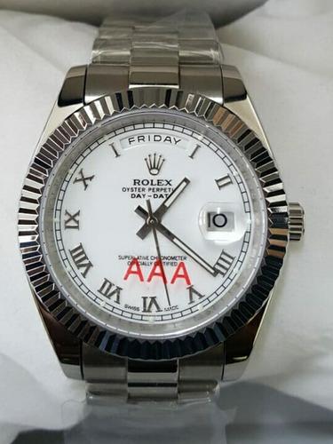 df1919c721e Relógio Rolex Day Date Prata. R  490