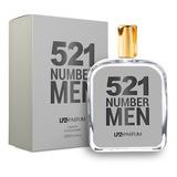 Perfume Lpz Parfum 521 Number Man 100ml
