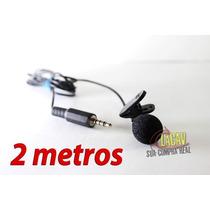 Microfone Lapela Para Celular Android ** Youtubers Etc.**