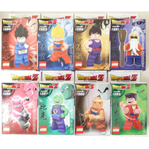 Lego Dragon Ball Z Mini Figures Vários Personagens P/ Montar
