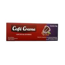 Cápsulas De Café Espresso Café Creme Compatível Nespresso*