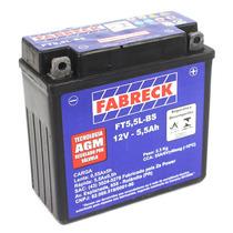 Bateria Selada Fabreck 5,5 Amperes Rd 135 1988 A 2000