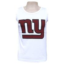 Camiseta Regata New York Ny Frete Grátis