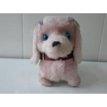 Cachorro Rosa De Pilha