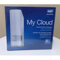Servidor - Nas Wd My Cloud 6tb - Nuvem Pessoal - Pc / Mac