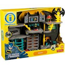 Batcaverna - Dc Super Friends Imaginext