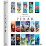 Dvd Coleção Pixar 2016 - 17 Discos