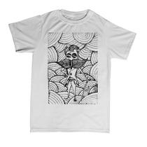 Camiseta Camisa Bigode Hipster Skateboard Swag Hip Hop Pop