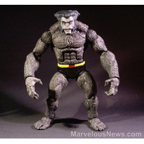 The Beast Icons - Marvel Legends - Toy Biz - Raro - X Mem