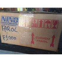 Farol Duplo Ford F1000/f4000 Ano 84 A 92
