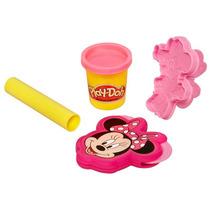 Massinha De Modelar Play Doh Disney Molde Minnie Hasbro