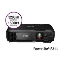 Projetor Epson S31+ 3200 Lumens Promoção