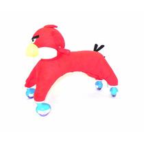 Angry Bird - Pelucia Deslizante