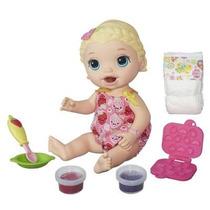 Baby Alive Lanchinhos Divertidos Loira - Hasbro