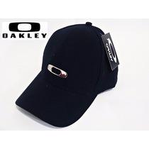 Boné Oakley Brand Preto Importado