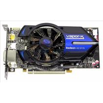 Placa De Video Radeon Hd 5770 Sapphire Vapor-x 1gb Ddr5 Nova