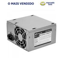Fonte Atx 450w Nominal 200w Real Computador Pc - Limitados