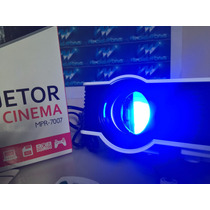 Mini Projetor Led Tomate Mpr 7007 1000 Lumens Veja O Video!