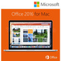 Office Mac 2016 Home And Business 2016 Para Mac Oficial Ms
