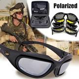 33f0b3556 Óculos Daisy C5 Militar Tático Tiro Prático Airsoft 4 Lentes