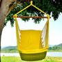 Rede Cadeira Balanço De Teto Tecido 100% Modelo Algodão